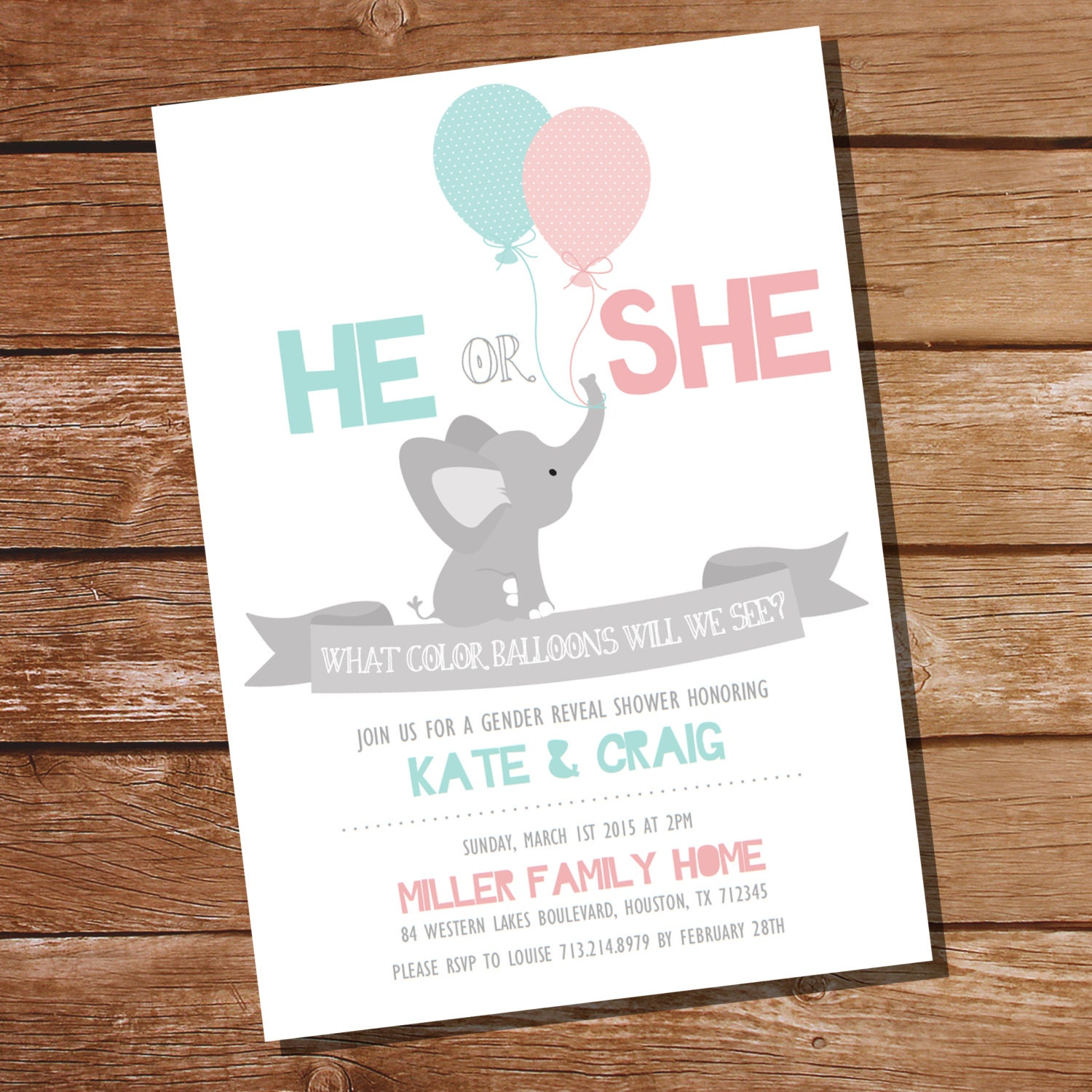 It's just a graphic of Tactueux Free Printable Gender Reveal Party Invitations