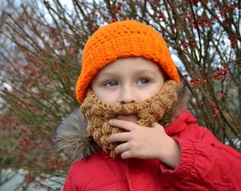 Beard Hats for the Whole Family