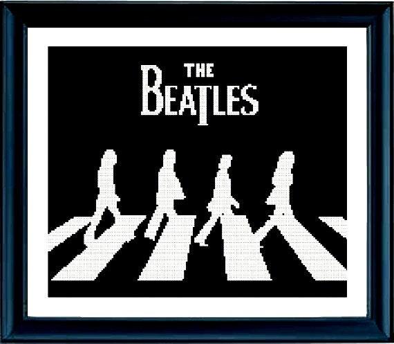 The Beatles Cross Stitch Pattern Pdf