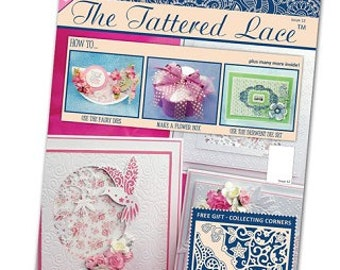 The Tattered Lace Magazine - Volume 12