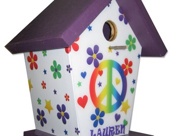 Custom Birdhouse