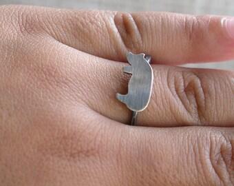Little piggy ring