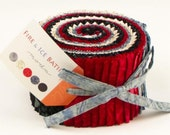 CLOSE OUT SALE Fire & Ice Jelly Roll by Moda