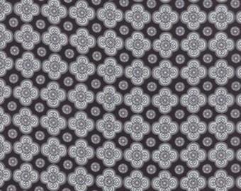 El Gallo, Rounded Tiles, Ebony, by Deb Strain for Moda 19694 12