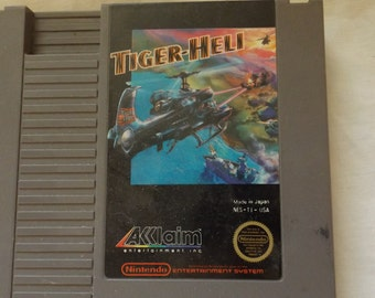 Tiger Heli Ninetendo 1985 CL19-13