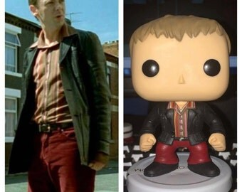 "Custom ""Life on Mars"" or ""Ashes to Ashes"" Funko Pop!"