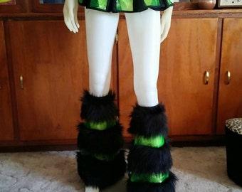 peek-a-boo cheerleader skirt
