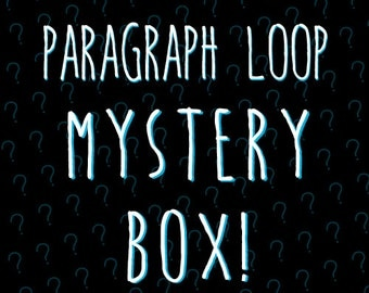 Mystery box! Surprise gift, wooden earrings, wood jewelry, assorted jewelry