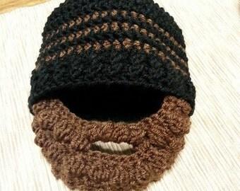 Beard Beanie, Bearded Hat