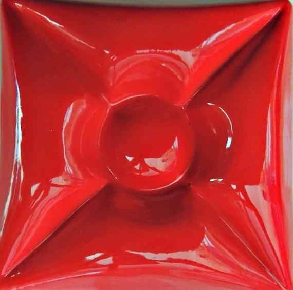 red pillow red pillow tile decor wall art kitchen backsplash