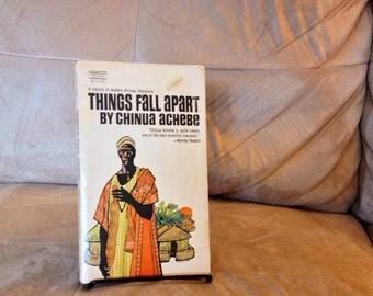 Things Fall Apart, Chinua Achebe