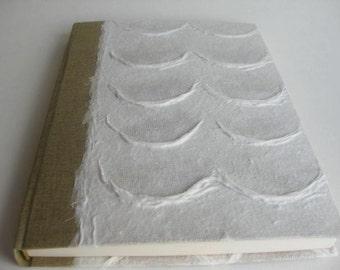 Wedding Guest Book Marriage Handicraft Journal Diary White