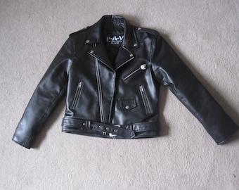 Vegan Biker Jacket