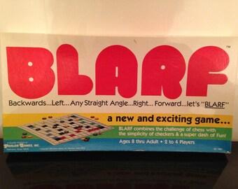 Blarf Game 1981