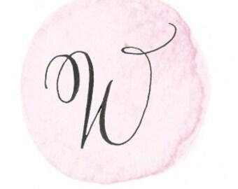 Custom Calligraphy Digital File