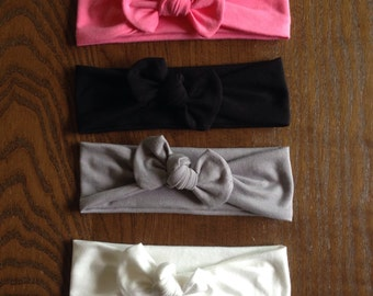 Essential Top Knot Headbands for Babies and Kids - Bundle and Save