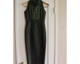 Sleek Form Fitting Dress