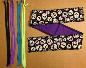 Sugar Skull cross fit Wrist Wraps