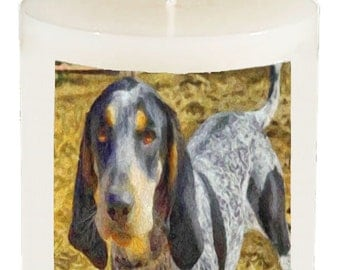 Blue Tick Coonhound Etsy