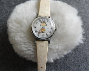 """1952 """"Lucy"""" Wind Up  Watch"""
