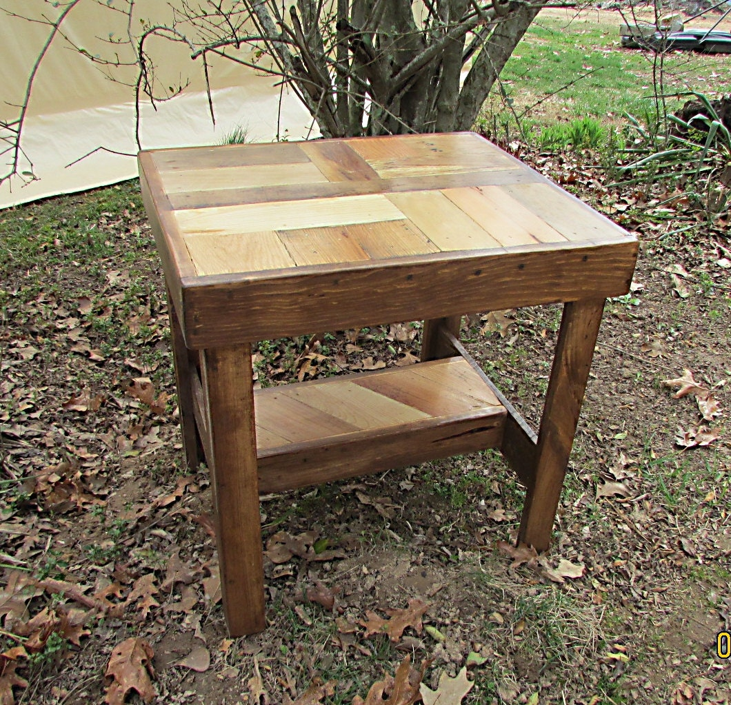 rustic living room table rustic end table rustic table living room furniture rustic 15201