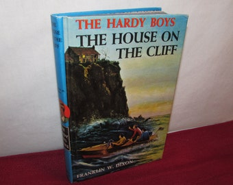 HARDY BOYS The House on the Cliff Franklin W Dixon 1959