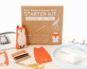 Embroidery Starter Kit - Beginner Embroidery