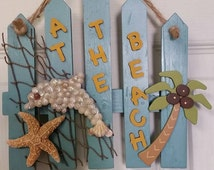 Popular Items For Beach Wall Hanging On Etsy