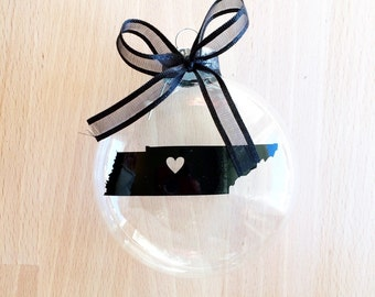 State of Tennessee Ornament, Custom, Travel, USA, Hometown