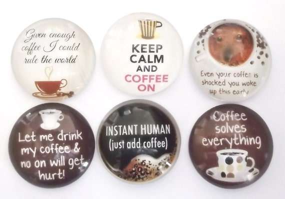coffee magnets