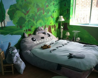 Totoro Bed Sofa Double Sleeping Bag Fast Shipping