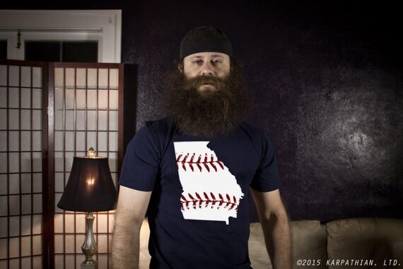 Georgia baseball mens t-shirt