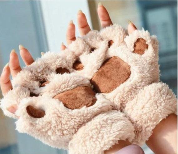 Resultado de imagem para cat gloves