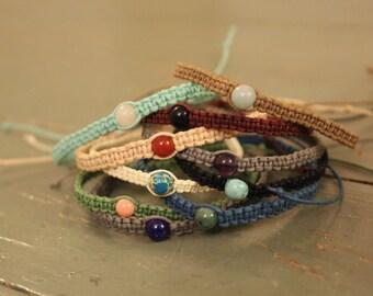 Braided Bracelet/ Anklet