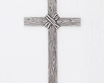 Simple Wood Wall Cross