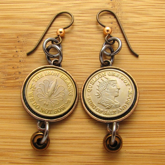 Games of Thrones Earrings