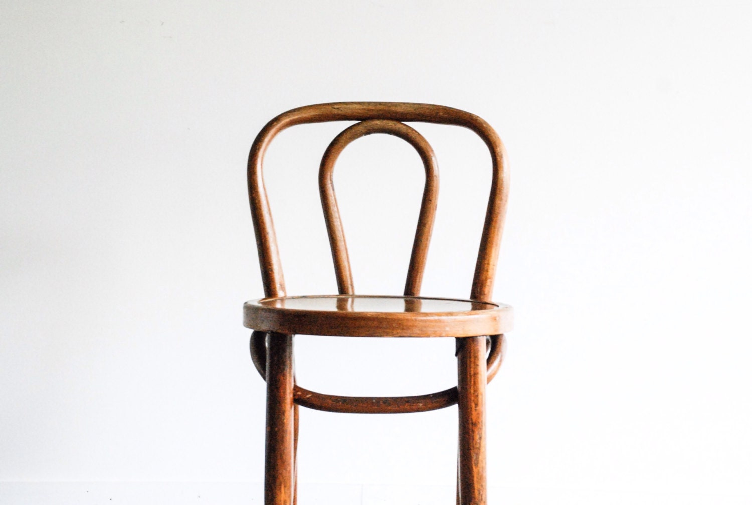 Bentwood Chair Thonet Chair Cafe Chair Wood Chair Rare Low