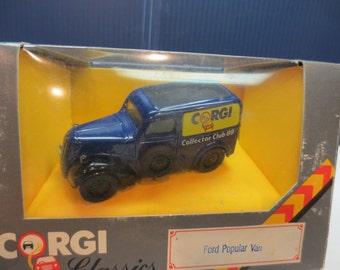 1986 Corgi Classics Ford Popular Van D980