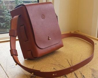 Strap-Through Handbag