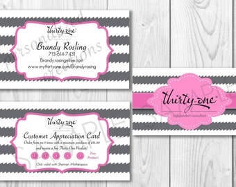 Gallery For Thirty e Business Cards Vistaprint