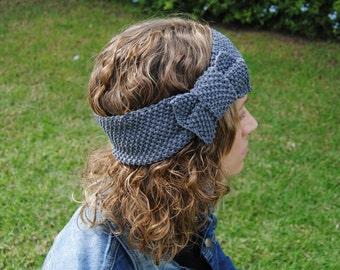 Cotton woman headband model Cotton Rex