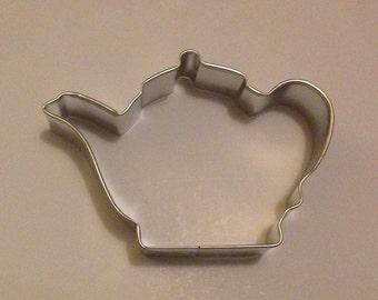 """3.75"""" Teapot Cookie Cutter"""