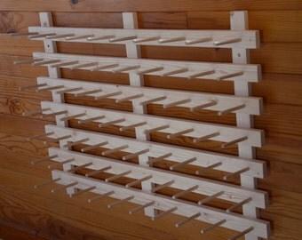 wall display door cones for 70 cones
