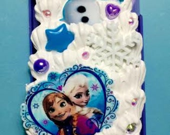 Custom - Made to Order - Kawaii Lolita Whipped Cream Case for ANY Phone