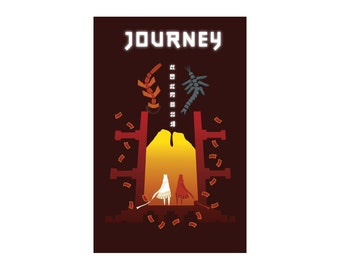 Journey - Together We Can Poster