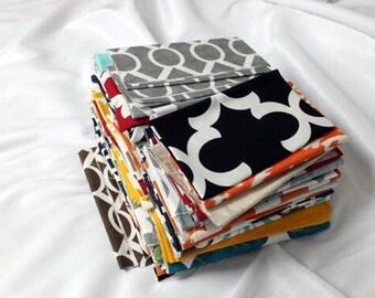 Premier Prints Fabric Box of Scraps - Fabric Scraps - Fabric Remnants - Premier Prints