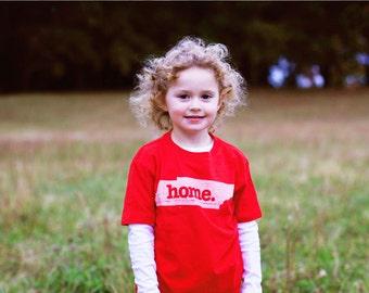 Tennessee home tshirt KIDS sizes The Original home tshirt