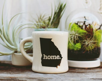 Georgia home. Ceramic Coffee Mug
