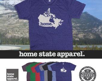 Home State Apparel Canada Home Shirt Men's/Unisex