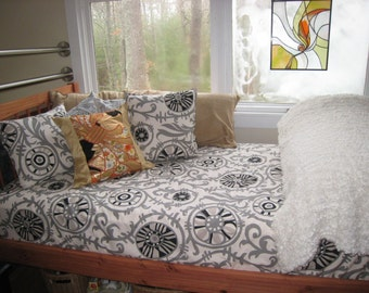 fitted daybed cover in twin twin xl or full mattress cover customize size